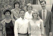 Image of SAAAPA Board of Directors, 1987