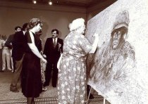 Image of Grunt painting, 1989