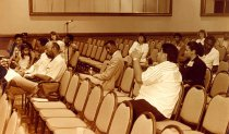 Image of Minority Affairs Meeting, 1989