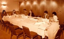 Image of APAP BOD meeting, 1989