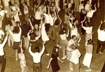 Image of YMCA dance, 1989