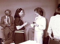 Image of Leslie Cole and Judy Willis, 1989