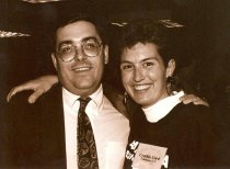 Image of Tony Miller and Cynthia Lord, 1991