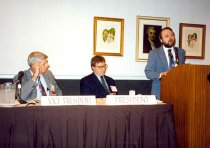 Image of Richard Rahr, Albert Simon, and James Hammond, 1992