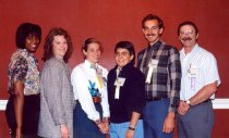 Image of New Student Board of Directors, 1992