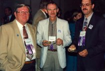 Image of Richard E. Davis, Gordon L. Day, and Rodney K. Grogan, 1994