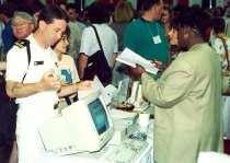 Image of Exhibit hall, 1995