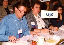 Image of AAPA5.080 - John Trimbath and Joanne Kissel Page, 1996