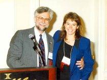 Image of AAPA5.085 - Lynn Caton and Beth Grivett, 1996