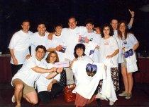 Image of AAPA5.098 - Duquesne University's team, 1996