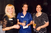 Image of AAPA5.110 - Debbi Marquardt, Ellen Rathfon, and Sherrie McNeeley, 1996
