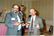 Image of AAPA5.116 - Bruce Fichandler and Bob Johnston, 1996