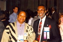 Image of Rebecca Pinto and John Davis, 1996