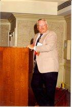 Image of AAPA5.140 - Dennis Blessing (APAP President), 1996