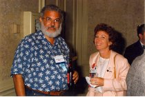 Image of Dan Domizio and Debbie Gerbert, 1996