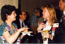 Image of Rosann Ippolito and Renee Seehausen, 1996