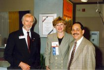 Image of AAPA5.161 - Stephen Crane, Carla Duryee and Paul Lombardo, 1996