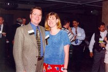 Image of Greg P. Thomas and Amy Phillips, 1997