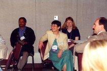 Image of Rebecca Pinto and Martha Kelly, 1997