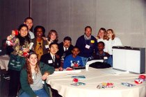 Image of Project Access participants and educators, 1997