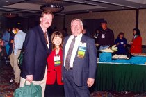 Image of AAPA6.069 - Jim Cawley and J. Dennis Blessing, 1997
