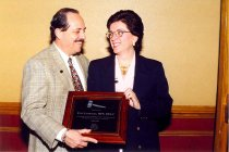 Image of AAPA6.071 - Paul Lombardo and Ann Elderkin, 1997