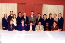Image of AAPA6.074 - PA Foundation Board Members, 1997