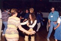 Image of AAPA6.077 - PAF Party, dancing, 1997