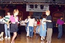 Image of PAF Party, dancing, 1997