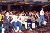 Image of Challenge Bowl Audience, 1997