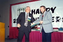 Image of AAPA6.089 - Dennis Blessing and James Hammond, 1997