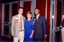 Image of AAPA6.093 - Bill Kohlhepp and Wendell Wharton, 1997