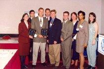 Image of AAPA6.096 - SAAAPA Student Board of Directors, 1997