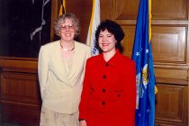Image of AAPA6.105 - Elizabeth Coyte and Sherrie McNeeley, 1997
