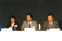 Image of AAPA6.107 - Vicki Waters, John Hayden, and Rick Rohrs, 1998