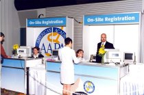 Image of Conference Registration, 1998
