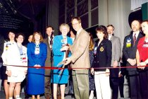 Image of Ribbon Cutting Ceremony, 1998
