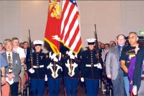 Image of Memorial Day Ceremony, 1998