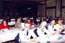 Image of AAPA6.127 - House of Delegates meeting, 1998