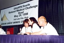 Image of AAPA6.131 - Challenge bowl contestants, 1998
