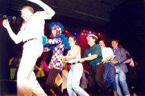 Image of PAs dancing, 1998