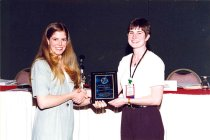 Image of AAPA6.136 - Stacy Dinwiddie and Anne Stinson - 1998 Student Academy Award , 1998