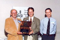 Image of AAPA6.143 - George Randall, Bill Kohlhepp, Neal O'Callaghan, 1998