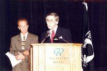 Image of AAPA6.144 - Don Pedersen and Bill Wilson, 1998