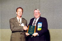 Image of AAPA6.159 - Don Pedersen and Dennis Blessing, 1998