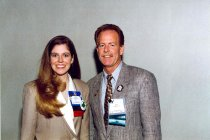 Image of AAPA6.160 - Don Pedersen and Stacy Dinwiddie, 1998