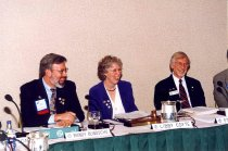 Image of AAPA6.165 - Randy Bundschu, Elizabeth Coyte, and Stephen C. Crane, 1998