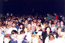 Image of General Session attendees, 1998
