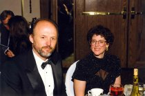 Image of AAPA6.182 - Ron Nelson and Ina Cushman, 1998