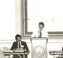 Image of AAPA8.016 - Peter Rosenstein and David Sundwall, 1981